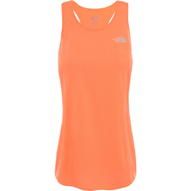 The North Face 24. Jul Débardeur running Femme, fiery coral